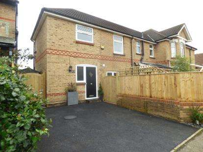 3 Bedrooms Terraced House for sale in Lower Parkstone, Poole, Dorset