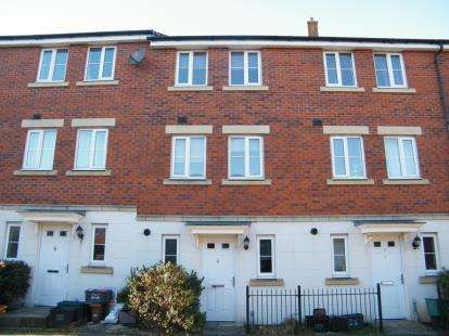 3 Bedrooms Terraced House for sale in Amis Walk, Horfield, Bristol