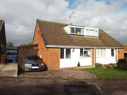 3 Bedrooms Bungalow for sale in Wood End, Banbury, Oxfordshire, Oxon