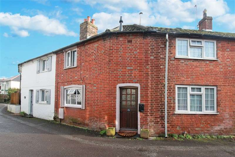 3 Bedrooms Terraced House for sale in Scotts Hill Lane, Purewell, Christchurch