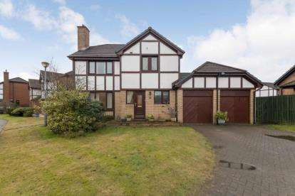 4 Bedrooms Detached House for sale in Rosemount, Cumbernauld