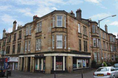 1 Bedroom Flat for sale in Albert Drive, Glasgow