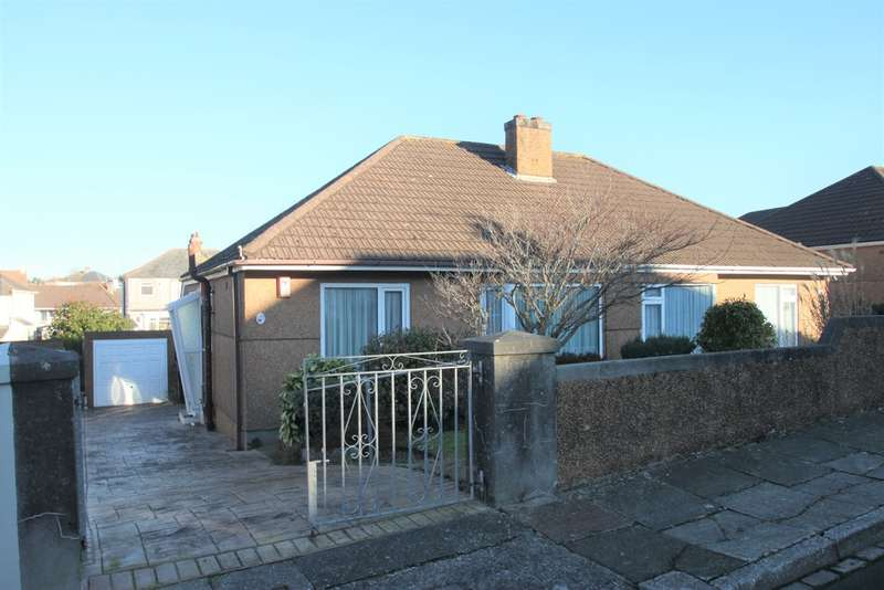 2 Bedrooms Semi Detached Bungalow for sale in Crownhill, Plymouth