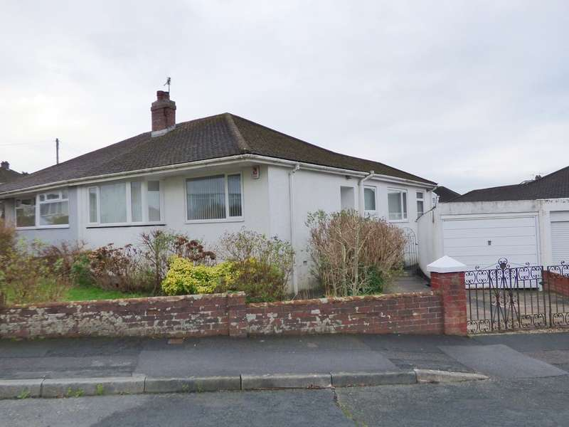 2 Bedrooms Semi Detached Bungalow for sale in Woodford, Plympton