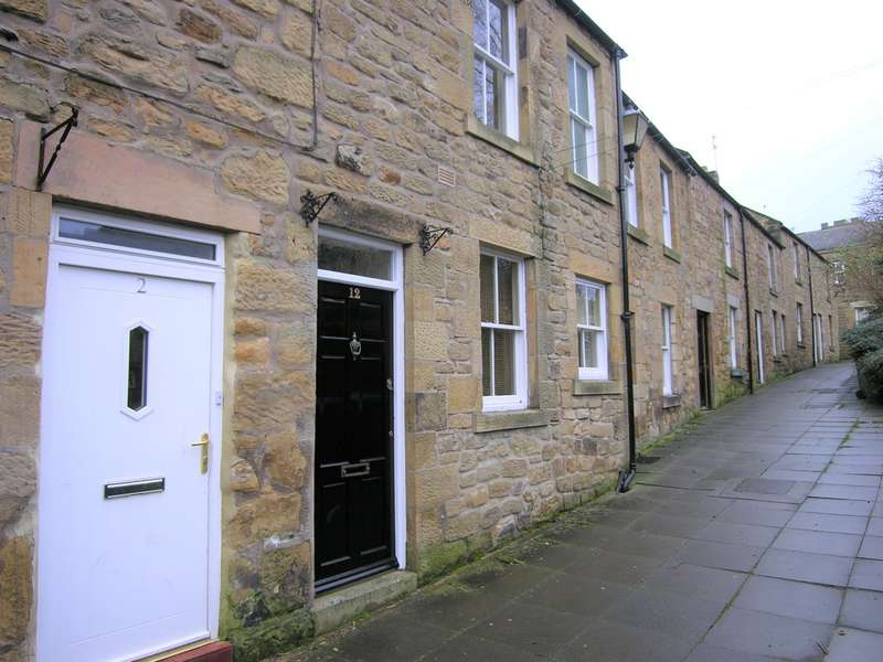1 Bedroom Flat for sale in Dodds Lane, Alnwick