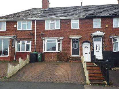 3 Bedrooms House for sale in Salop Road, Oldbury, West Midlands