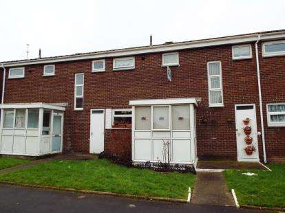 2 Bedrooms Terraced House for sale in Stronsay Place, Blackpool, Lancashire, FY2