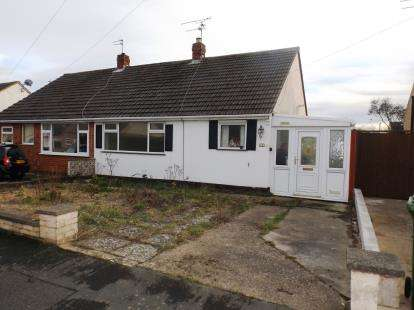 2 Bedrooms Bungalow for sale in Overton Avenue, Prestatyn, Denbighshire, LL19