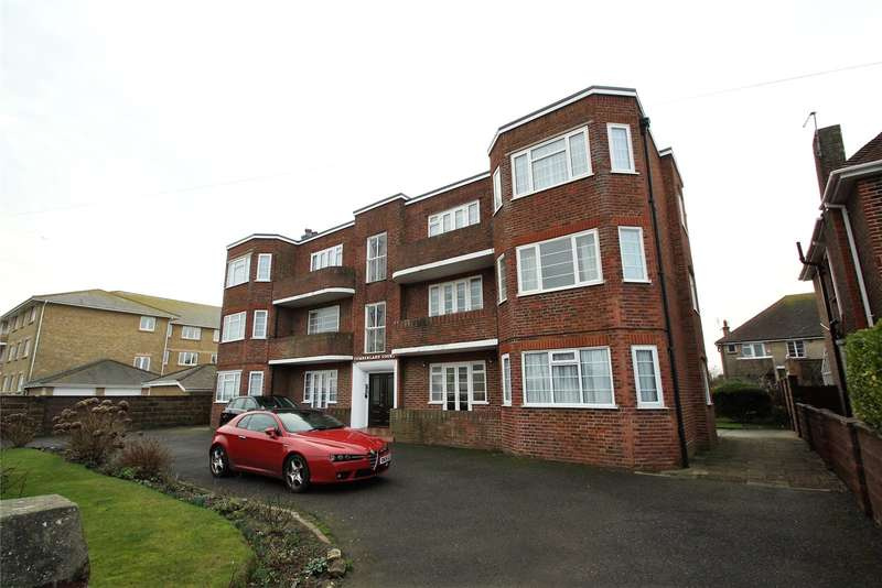 3 Bedrooms Apartment Flat for sale in Cumberland Court, Wallace Avenue, West Worthing, BN11