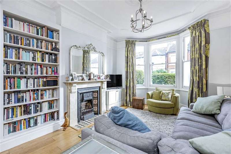 5 Bedrooms House for sale in Rudloe Road, Clapham South, London, SW12