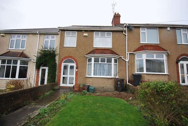 3 Bedrooms Terraced House for sale in Bude Avenue, Bristol