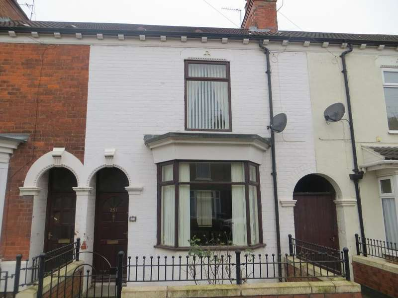 2 Bedrooms Terraced House for sale in Alliance Avenue, Hull, HU3 6QY