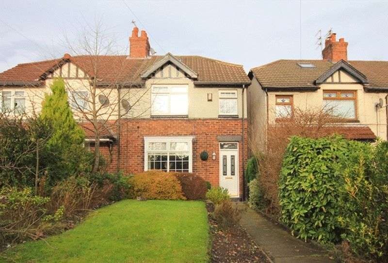 4 Bedrooms Semi Detached House for sale in Broad Green Road, Old Swan, Liverpool, L13
