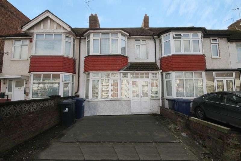 3 Bedrooms Terraced House for sale in Ruislip Road, Greenford