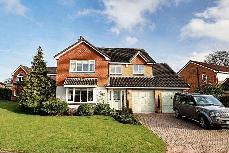 4 Bedrooms Detached House for sale in Bull Pasture, South Cave