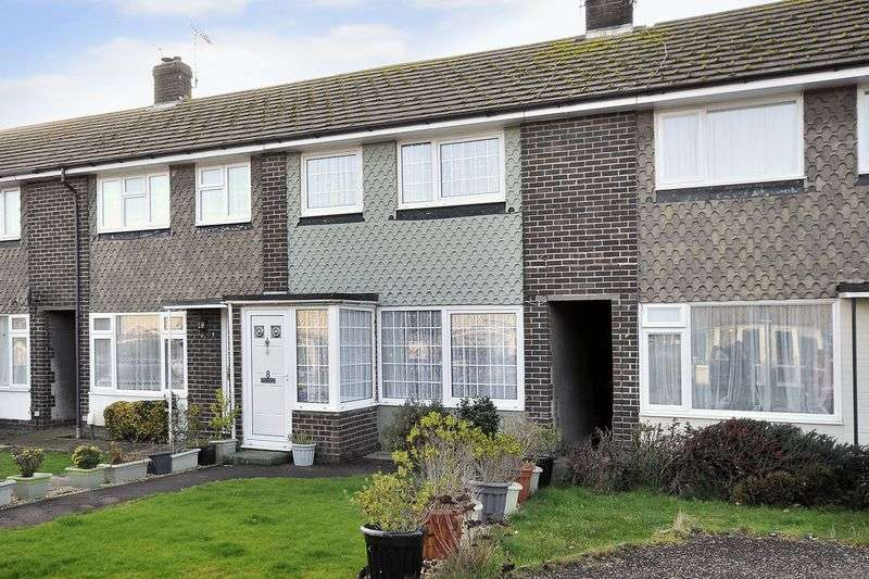3 Bedrooms Terraced House for sale in The Martlets, Lancing