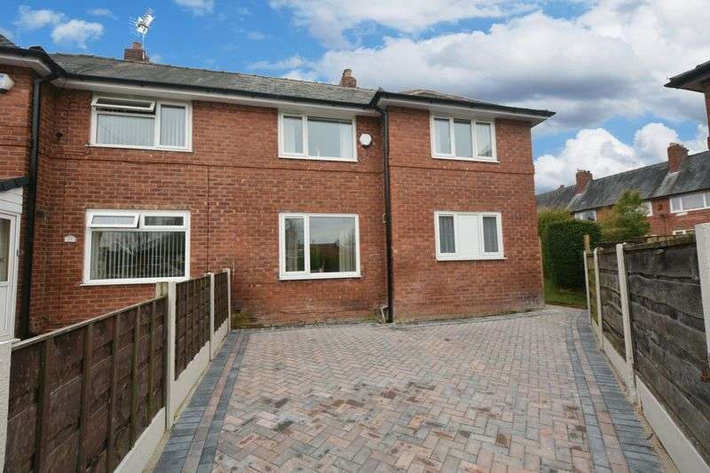 3 Bedrooms Semi Detached House for sale in Chesham Avenue, Wythenshawe, Manchester