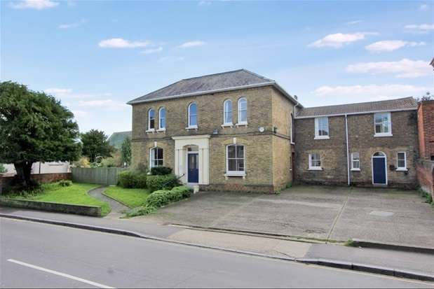 4 Bedrooms Detached House for sale in East Street, Faversham