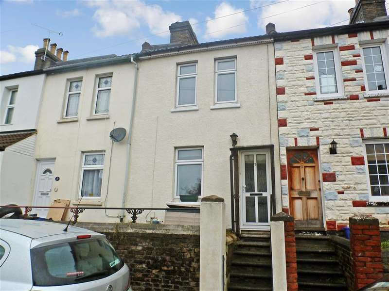 2 Bedrooms Terraced House for sale in Martin Road, Strood, Rochester, Kent