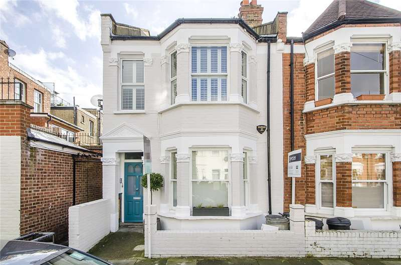 3 Bedrooms Flat for sale in Mablethorpe Road, London, SW6
