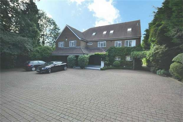 7 Bedrooms Detached House for sale in Marsh Lane, Mill Hill