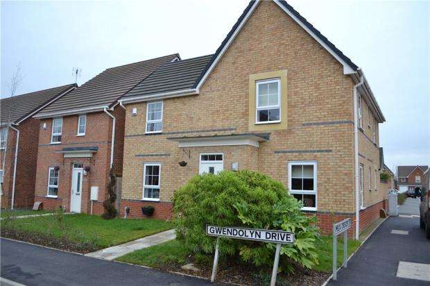 4 Bedrooms Detached House for sale in Gwendolyn Drive, Binley, Coventry, West Midlands