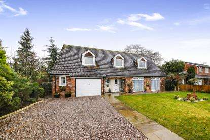 4 Bedrooms Detached House for sale in Pheasant Way, Winsford, Cheshire, England, CW7