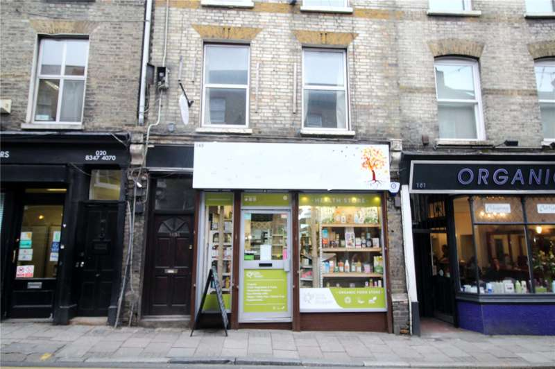 Retail Property (high Street) Commercial for sale in Crouch Hill, London, N8
