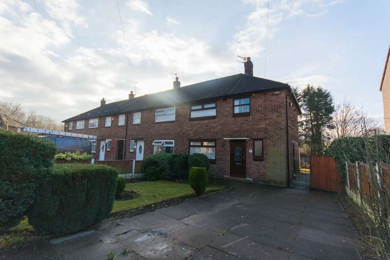 3 Bedrooms Semi Detached House for sale in Coronation Drive, Prescot L35