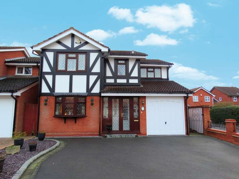 4 Bedrooms Detached House for sale in Newey Road, Birmingham