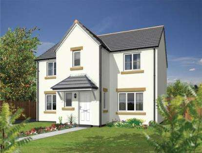 4 Bedrooms Detached House for sale in Probus, Truro, Cornwall