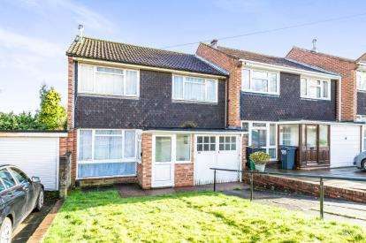 3 Bedrooms End Of Terrace House for sale in St. Denis Road, Selly Oak, Birmingham, West Midlands