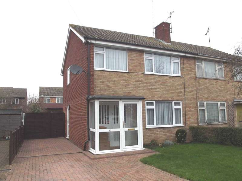 3 Bedrooms Semi Detached House for sale in Wordsworth Ave, Maldon