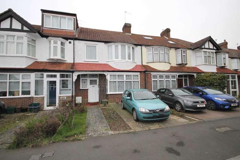 3 Bedrooms Terraced House for sale in Oakway, London