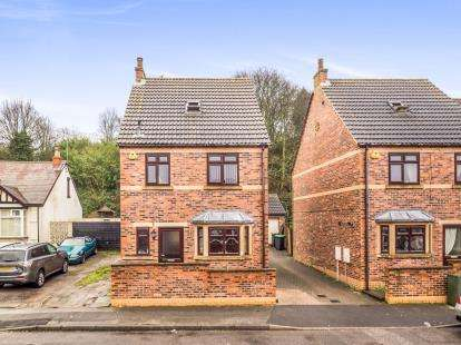 3 Bedrooms Detached House for sale in Balfour Street, Kirkby-In-Ashfield, Nottingham, Nottinghamshire