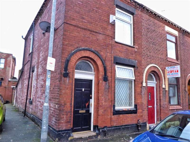 2 Bedrooms Property for sale in Crofton Street, Hathershaw, Oldham, OL8