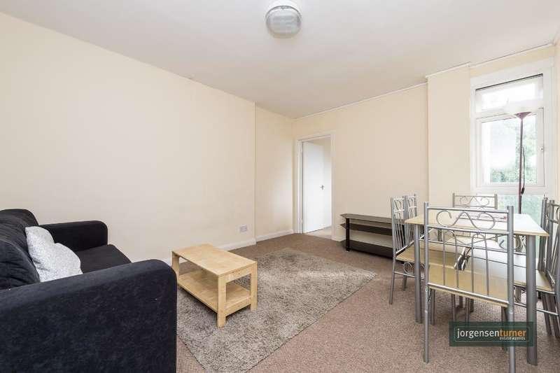 3 Bedrooms Flat for sale in Goldhawk Road, Shepherds Bush, London, W12 8EP