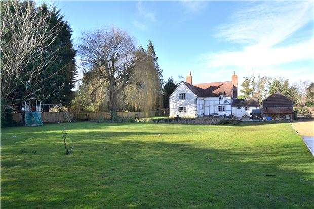4 Bedrooms Detached House for sale in Church House Farm, Church Lane, Hardwicke, GLOUCESTER, GL2 4RP