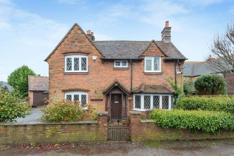 4 Bedrooms Detached House for sale in Church Road, High Wycombe