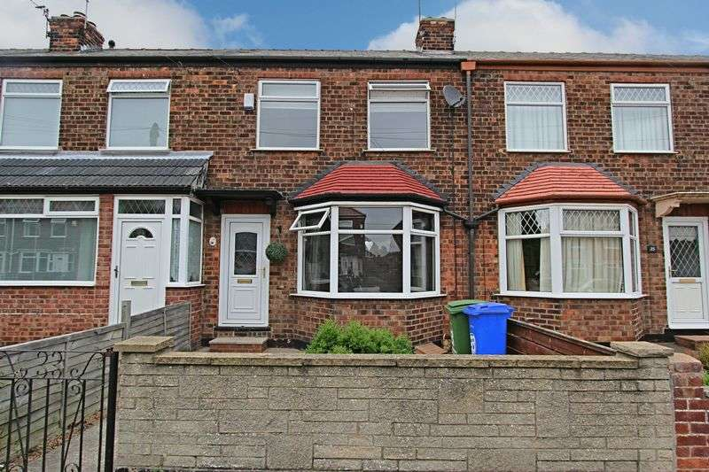 2 Bedrooms Terraced House for sale in Richmond Road, Hessle