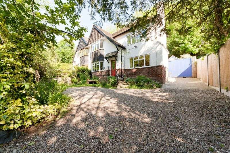 3 Bedrooms Semi Detached House for sale in Dale Rd, Coalbrookdale