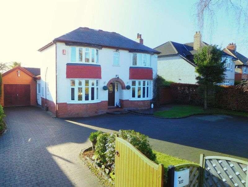 4 Bedrooms Detached House for sale in Crewe Road, Wistaston