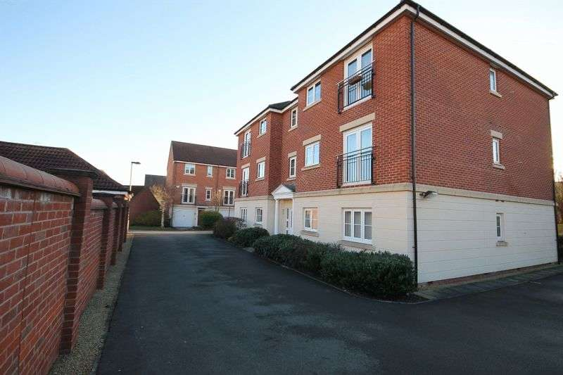 2 Bedrooms Flat for sale in PARKWAY, CHELLASTON