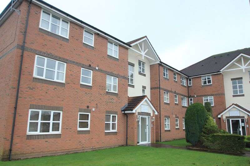 2 Bedrooms Flat for sale in Aston Court, Navigation Loop, Stone, ST15