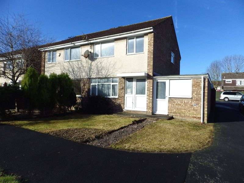 3 Bedrooms Terraced House for sale in Elm Close, Little Stoke