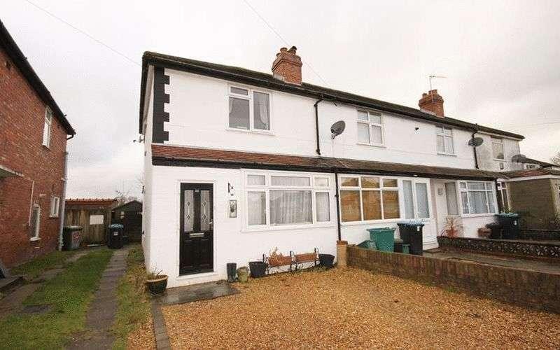 2 Bedrooms Terraced House for sale in Hamsey Green Gardens, Warlingham