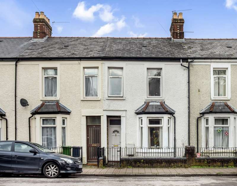 2 Bedrooms Terraced House for sale in Wyndham Place, Cardiff