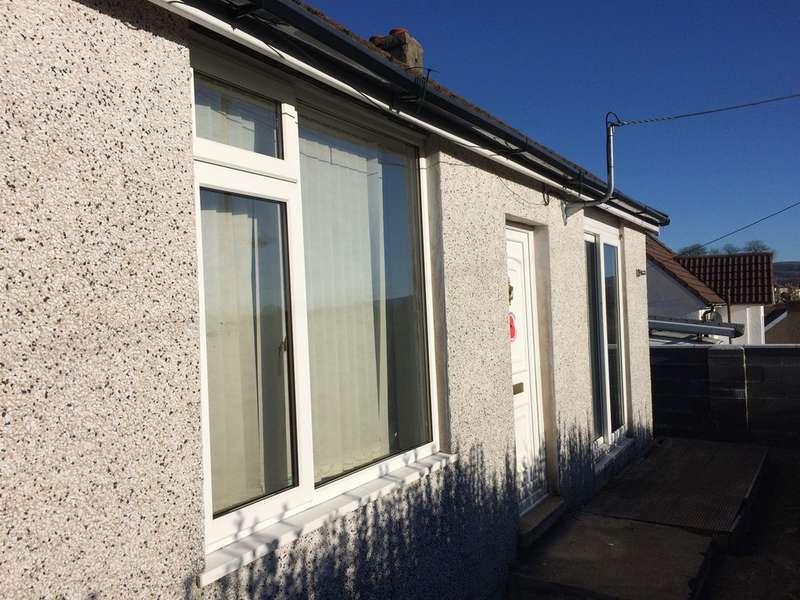 2 Bedrooms Detached Bungalow for sale in Johns Lane, Hirwaun, Aberdare