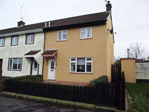4 Bedrooms End Of Terrace House for sale in 73 Drumcor Hill