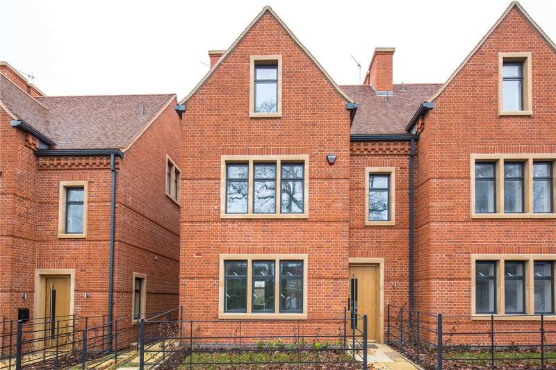 4 Bedrooms Semi Detached House for sale in Priory Park, Priory Field Drive, Edgware, London, HA8